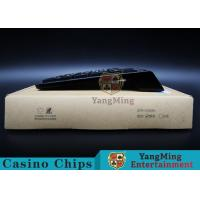 Buy cheap Black Color Baccarat Gambling Systems 2.4G USB Wireless Numeric Keypad from wholesalers