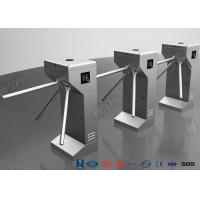 Buy cheap Entrance Control Solutions Tripod Access System Electric With Card Collector from wholesalers