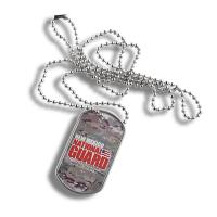 Buy cheap Durable Personalized Dog Tag Necklaces , Elegant Mens Dog Chain Necklace from wholesalers