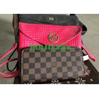 Buy cheap All Season Second Hand Leather Bags Mixed Size Japan Style For Women / Men from wholesalers