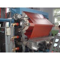 Buy cheap PVC Plastic Sheet Extrusion Line SJSZ-65 , Plastic Sheet Extruder Machine from wholesalers