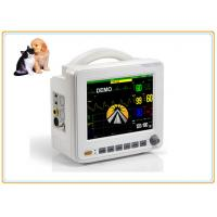 High Precision Vet Monitor , Light Weight Bedside Animal Heart Rate Monitor