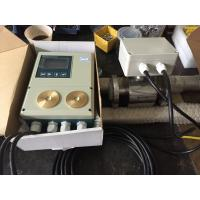 Buy cheap Small diameter magnetic flow meters Full SS304 PFA lining for food grade product
