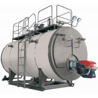 Buy cheap Gas Oil fired Industrial steam boiler price, 2ton oil steam boiler from wholesalers