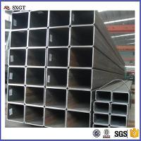 Buy cheap 100×100 tube astm a36 steel square hollow section from wholesalers