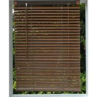 Buy cheap Elegant  basswood venetian blinds from wholesalers