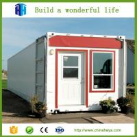Buy cheap HEYA affordable modular mobile shipping Steel frame container homes from wholesalers