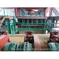 Buy cheap 60T R8M CCM Continuous Casting Machine Straight Arm 8 Strands Steel Billet from wholesalers