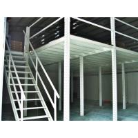 Buy cheap Structural Steel Raised Storage Mezzanine Floor , 1 Level / 2 Levels / 3 Levels from wholesalers