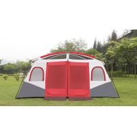 Buy cheap Flame Retardant Heavy Duty Cabin Camping Tents PU Coated For Climbing Sports from wholesalers