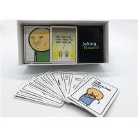 Buy cheap Intellectual Development Cyanide And Happiness Board Game For Fun 10.2*20.3*7.1cm from wholesalers