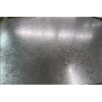 Buy cheap SGCD Full Hard , Q195 Hot Dip Galvanized Zinc Coated Steel Sheet Plate 700mm - 1500mm from wholesalers