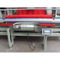 Buy cheap Hand/Motorized Fabric Sample Cutting Machine from wholesalers