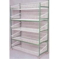 Buy cheap RHDR005 table display stand, display rack, floor stand,supermarket stand, display shelf from wholesalers
