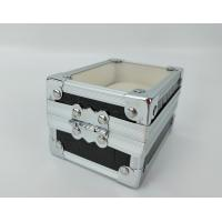 Buy cheap Aluminum Watch Display Case Small Watch Carry Case For One Watch from wholesalers