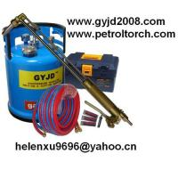 Buy cheap Gasoline cutting torch package  (CE & ISO9001 approval) from wholesalers