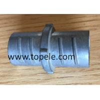 Buy cheap Zinc Die Cast Flex Conduit Coupling , Durable Metal EMT Conduit And Fittings product