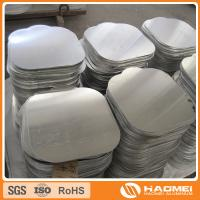 China 100% recyclable factory manufacturer Best Quality Low Price Printing Coating 1050, 1060, 3003 aluminium circle to make a on sale