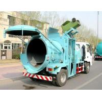 Buy cheap 6 Wheels Garbage Compactor Truck 95hp 120hp 4X2 Small Swill Ort Garbage Dump Truck from wholesalers
