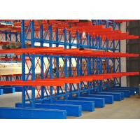 Buy cheap Heavy Duty Car Cantilever Pallet Racking Storage For Warehouse , Easily Installed from wholesalers