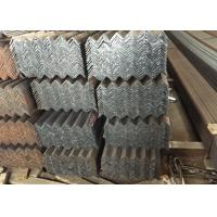 Buy cheap Galvanized Equal Mild Steel Angle Bar S355JR Mild Steel Angle Iron Material product