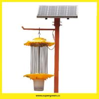 Buy cheap Patented Product Renewable Energy Mosquito Killer Solar Pest Trap Light from wholesalers