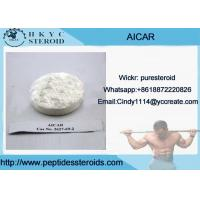 Buy cheap White Powder Healthy Sarms Steroid Aicar For Bodybuilding Supplement from wholesalers