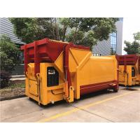 Buy cheap 10CBM To 15CBM Garbage Collection Compactor Station For Garbage Transportation from wholesalers