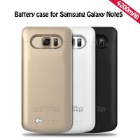 Buy cheap new design mobile phone Battery charger case for mobile phone 4200mah for Samsung note 5 product