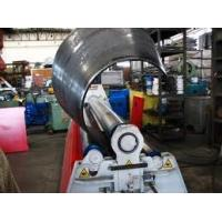 Buy cheap Heavy Duty Plate Bending Rolls With Numerical Control , Steel Plate Rolling product