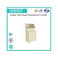 Buy cheap Electric Wire Abrasion Test Apparatus For Rubber Insulated Cables from wholesalers