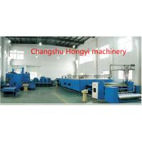 Buy cheap Wadding Automatic Industrial Mattress Manufacturing Equipment With Single Cylinder from wholesalers