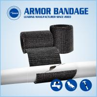 Buy cheap Quickly Cost-effectively Resin-impregnated Repair Wrap Bandage repair Leaking Pipe Tanks from wholesalers