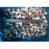 Buy cheap Typical Flavor IQF Mushrooms / Shiitake Mushrooms Quarter Cut ISO Approval from wholesalers
