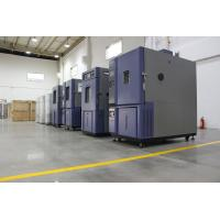 Buy cheap Rapid Tem Change Rate High and Low Temperature Test Chamber for Electric Products from wholesalers