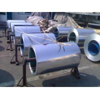 Buy cheap ASTM A653 SGCC DX51D DX53D Hot Dip Galvanized Steel Coil ,  Alloy  S S plate from wholesalers