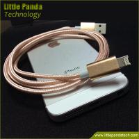 High Quality Fast Charging Micro USB Cable Double Sided USB Data Cable 8pin+v8 for Android