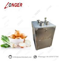 Buy cheap Onion Cutting Machine|Root Vegetable Cutting Machine|Vegetable Slicing Machine|Vegetable Cutting Machine for Industrial from wholesalers