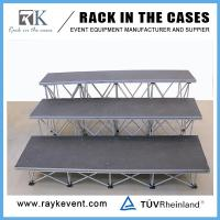 Buy cheap Professional  heavy duty portable stage portable folding stages Designer Best Modular Performance from wholesalers