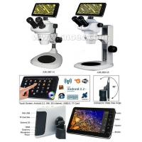 Buy cheap 9.7 Inch Screen Digital LCD Microscope Stereo Microscope A36.2801 from wholesalers
