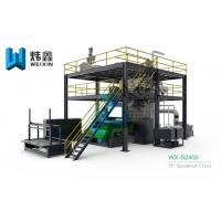 Buy cheap PP Non Woven Fabric Making Machine Nonwoven Production Line from wholesalers