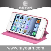 Buy cheap wallet leather case for iphone with card slots from wholesalers