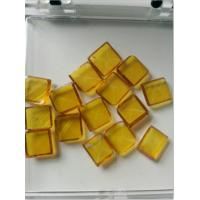Buy cheap Yellow Large Synthetic Diamond For Metal Processing:Cast Iron Disc Grinding from wholesalers