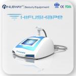 Buy cheap Non invasive liposuction cavitation machine/ultrasonic slimming device /hifu slimming and body shape from wholesalers