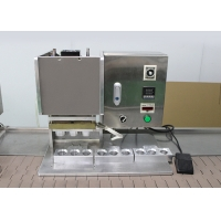 Buy cheap Plastic Pp Container Sealing Film 900w Hot Press Machine from wholesalers