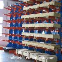 Buy cheap Heavy Duty Double / Single Sided Cantilever Racks  For Sheet Metal  CE Certificate from wholesalers