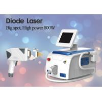 Buy cheap Stable Type Diode Laser Hair Removal Machine 10 * 12mm For Small Size Treatment from wholesalers