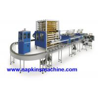 Buy cheap High Speed Toilet Roll Production Line , Toilet Roll Paper Core Machine from wholesalers
