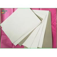 Buy cheap Fold Paper Duplex Board Grey Back Offset Printing Duplex Board Sheets For Gift Box from wholesalers