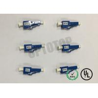 Buy cheap LC UPC or APC Polish Low PDL Fiber Optical Attenuator Low back refection , insertion loss from wholesalers